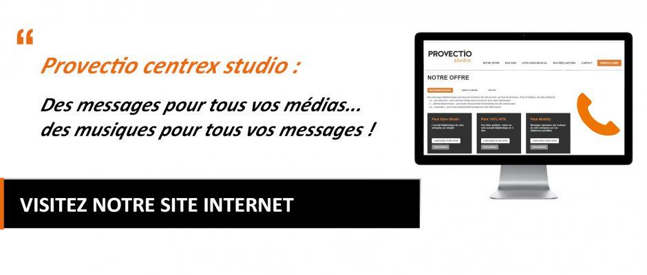 Provectio centrex studio