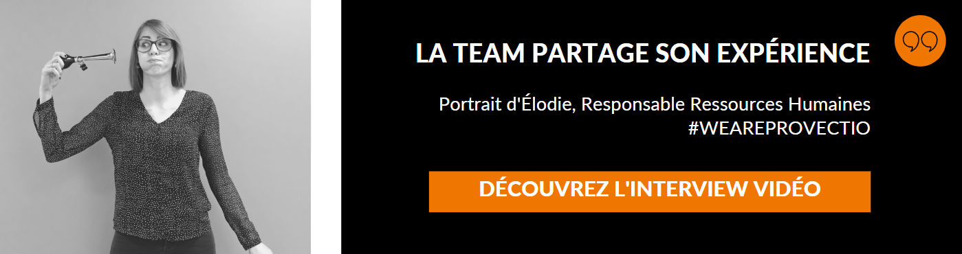 CTA Website Elodie